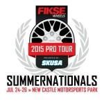 SKUSA SummerNationals 2015 logo