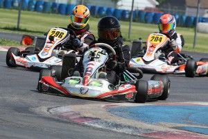 Ryan C. Lewis doubled up in the Rotax Junior division in Dallas (Photo: Dreams Captured Photography)