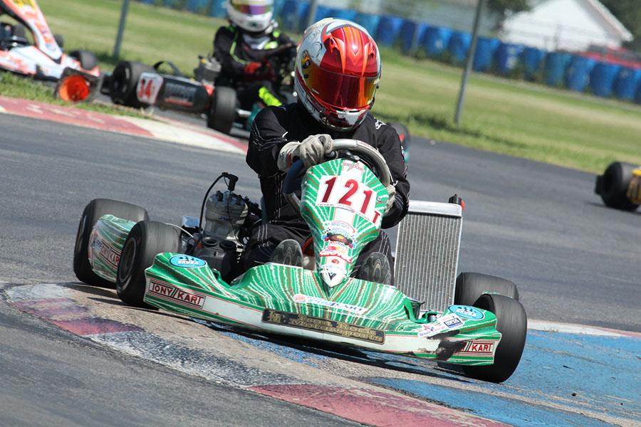 Dallas Karting Complex >> Familiar Names On Top of Podium at Dallas Karting Complex ...