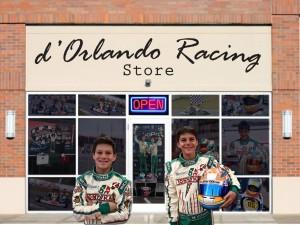 dOrlando Racing Store Front