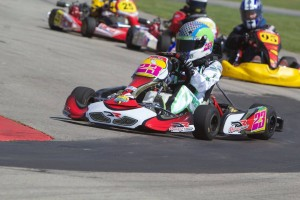 Four-cycle club racing is one of the core components of karting's foundation (Photo: Debbie-Jo Zardo)