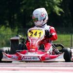 Oliver Askew is your BNL Karting Series Senior MAX Champion (Photo: Bas Kaligis)