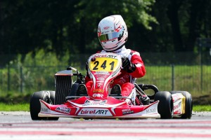 Oliver Askew is your BNL Karting Series Senior MAX Champion (Photo: Bas Kaligis)