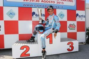 KF Junior Italian Champion Alessandro Giardelli