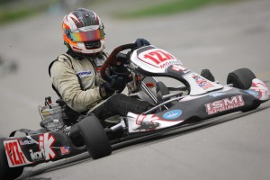 Rios two wins were the first SKUSA victories for the American-made iKart brand (Photo: On Track Promotions - otp.ca)
