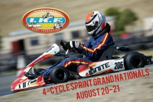 IKF 4-Cycle Sprint Grand Nationals 2015