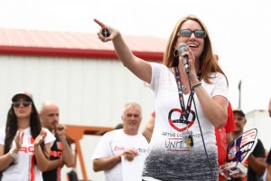 KCU's Jen Durrant (Photo: Karting Community United)