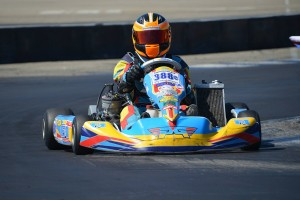Hannah Grisham became a first-time winner in PRD Junior 2 (Photo: LAKC.org)