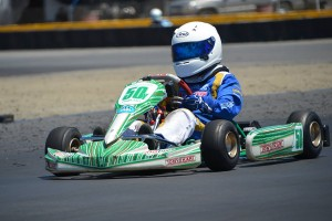 Tomas Meija scored victory in the Junior 1 Comer in only his second start this year (Photo: LAKC.org)