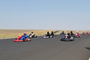 The IKF Region 6 Gold Cup Road Race series heads to Oregon Raceway next weekend with important momentum