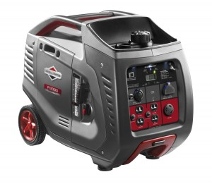 The P3000 POWERSMART Series Inverter Generator will be awarded to the top three finishers in each Briggs & Stratton 206 class