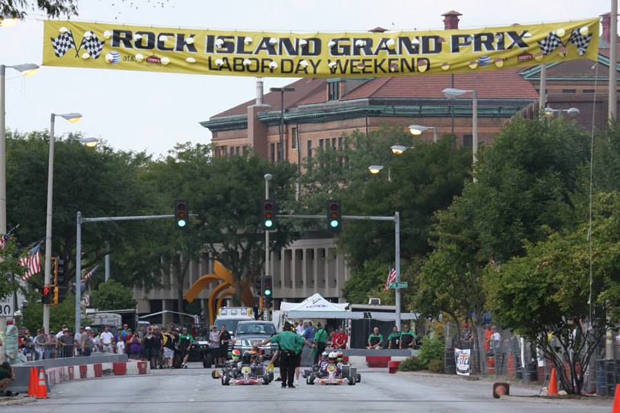 This year's Rock Island Grand Prix is primed to be the biggest in recent years (Photo: Joe Brittin)