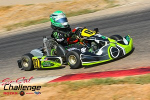 Ashton Torgerson won the MIni Max division (Photo: SeanBuur.com)