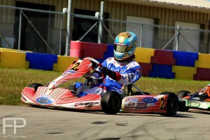 Zach Holden joins Team Koene USA for the SKUSA SuperNationals with support from Comet Kart Sales. (Photo: Focal Perspective Media)