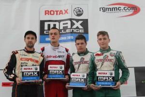2015 ROTAX MAX Euro Champions