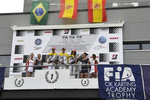 Academy podium (Photo: Press.net Images)