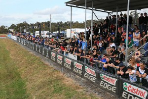 The crowd watching on in Newcastle (Pic: Coopers Photography)