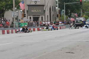 The streets of Rock Island opened up to karters from across North America for the 21st time (Photo: EKN)