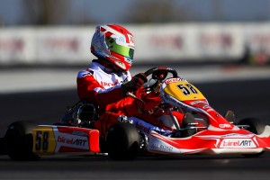 Dutch karting star Marijn Kremers will make his second start in the Race of Stars on the Gold Coast next month  (Pic: Coopers Photography)