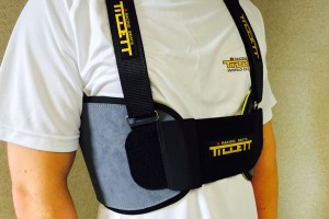 The new Tillett P1 rib protector