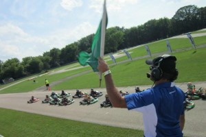 Route 66 Sprint Series heads to Briggs & Stratton Raceway Park in Dousman, Wisconsin for the series finale on September 11-13 (Photo: Kathy Churchill - Route66kartracing.com)