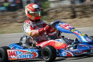 TaG Senior rookie Christian Brooks extended his championship lead with a victory at Adams (Photo: DromoPhotos.com)