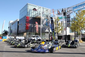 The Streets of Lancaster Grand Prix is set for September 25-27, with two days of competition on the city streets for the California ProKart Challenge (Photo: DromoPhotos.com)