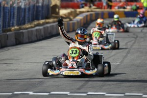 Rob Logan will defend his S4 victory, vying for the California PKC championship (Photo: EKN)