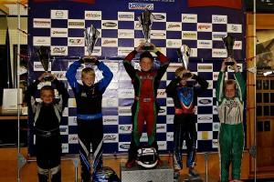 Yamaha Rookie champion Donald Whorton II (Photo: Kathy Churchill - USPKS)