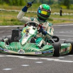 Artie Carpenter - 2015 Can-Am Karting Challenge Senior Rotax champion (Photo: SeanBuur.com)