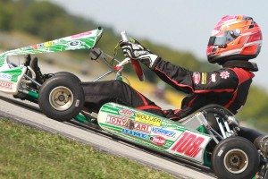 Jarsocrak remains at the top of the EKN TaG Driver Rankings (Photo: EKN)