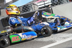 California ProKart Challenge S1 champion Jarred Campbell (Photo: EKN)