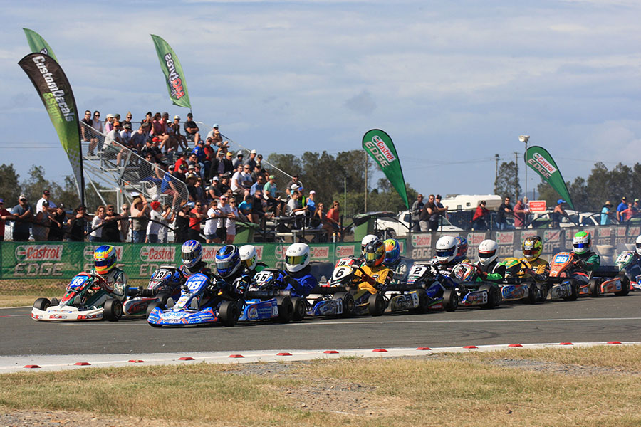 The Race of Stars powered by SuperFest will return to the Gold Coast next week (Pic: Coopers Photography)