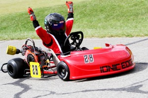 Aiden Baker Crouse scores another win at Carolina Motorsports Park