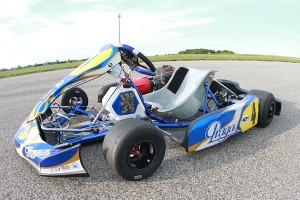Praga Dragon EVO with Comet Racing Engines Yamaha