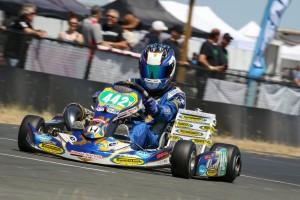 S5 Junior Stock Moto champion Callum Smith (Photo: dromophotos.com)