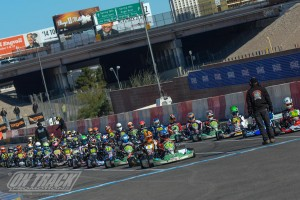 Final chance to secure your position in the Superkarts! USA SuperNationals XIX in Las Vegas ends November 1 (Photo: On Track Promotions - otp.ca)