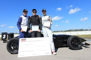 Castro, Mickler and Robb take top prizes at Skip Barber Karts to Cars Scholarship Shootout