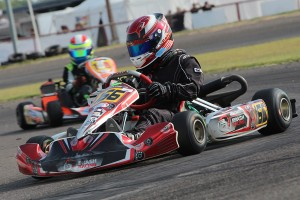 Cash Tiner locked up a victory in the Mini Max category to close out the season (Photo: Dreams Captured Photography)
