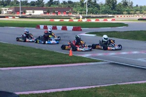 Green Flag for the Rotax Micro Max Final