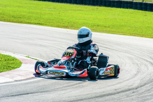 Todd Meyer clinches the 2015 NSKC Rotax DD2 Masters Championship