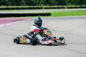 Anthony Harwin secures his 2nd NSKC Shifter Masters title