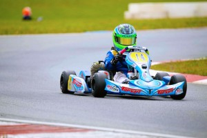 Kaden Wharff will be joining the Top Kart family full time for the 2016 season (Photo: TopKartUSA.net)