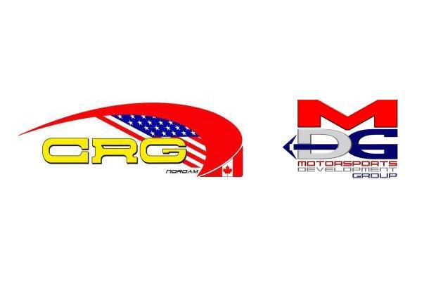 CRG Nordam - MDG logo