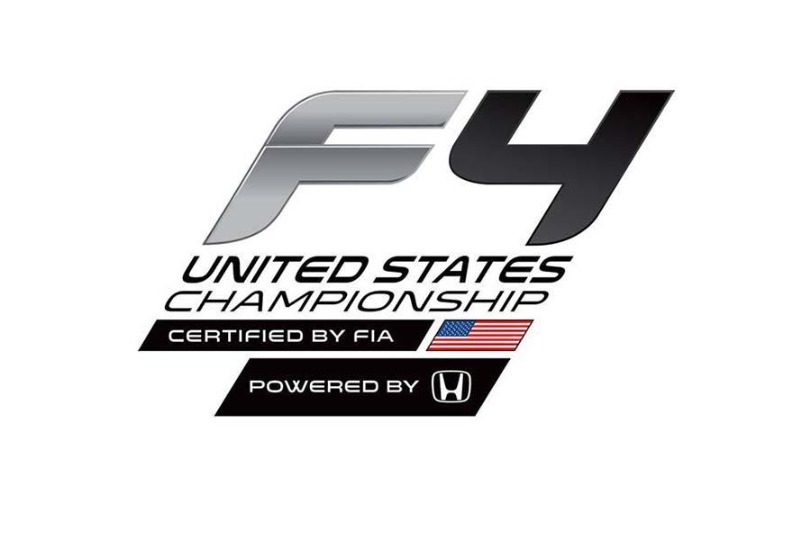 F4 US Championship logo