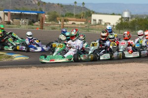2016 season is just around the corner with the Challenge of the Americas set to begin in January, featuring Rotax and Shifterkart categories (Photo: SeanBuur.com)