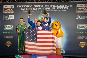 Team USA took home the Nations Cup, second time in two years (Photo: Rotax-Kart.com)