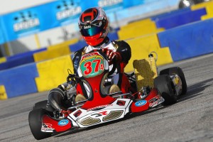 Danny Formal kept the perfect score going in S1 Pro (Photo: On Track Promotions - otp.ca)