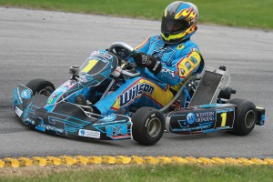 Ethan Wilson carries the #1 plate one final time in 2015 (Photo: EKN)
