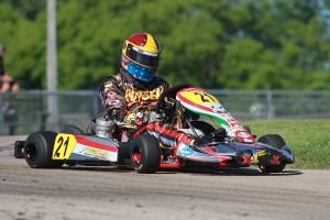 2013 winner Jim Russell Jr. is among the contenders once again (Photo: EKN)